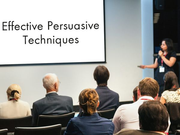 Effective Persuasive Techniques